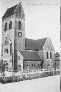 Kościół w Chropaczowie