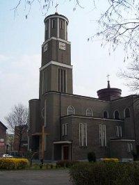 Parafia Zgoda - Kościół pw. św. Józefa