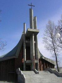 Parafia Piaśniki - Kościół pw. Najświętszego Serca Pana Jezusa