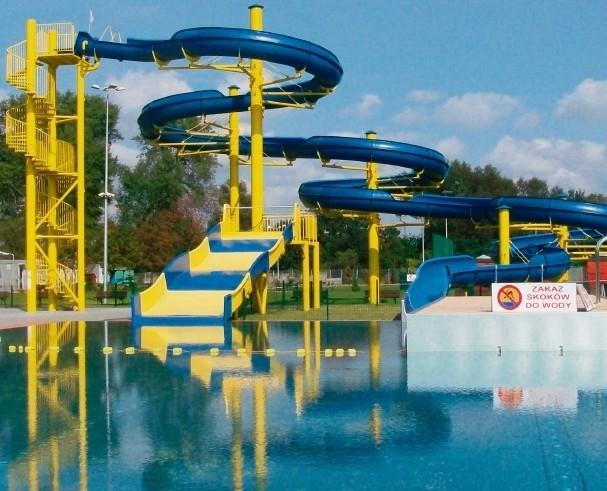 Kąpielisko Bugla Katowice