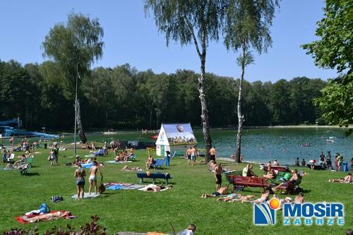Kąpielisko Leśne Maciejów