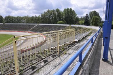 Jednak to Mostostal Zabrze wykona modernizację stadionu