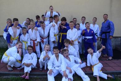 Zapisy do UKS Judo Świętochłowice