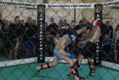 Amatorska Liga MMA w Świętochłowicach [ZDJĘCIA]