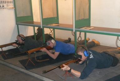 Zawody strzeleckie 10 i 11 listopada