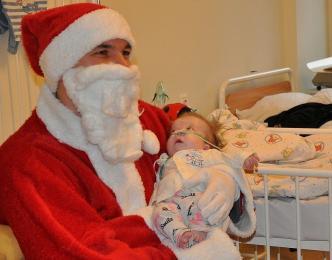 Mikołaj odwiedził świętochłowickie dzieci