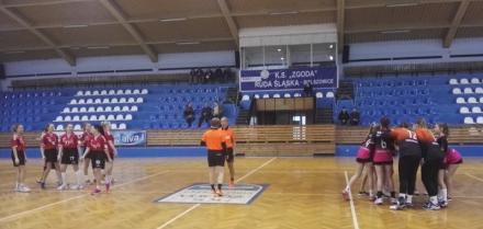 Zwycięstwo szczypiornistek MUKS Skałka-Śląsk