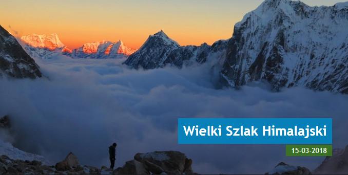 Wielki Szlak Himalajski - zapraszamy na spotkanie