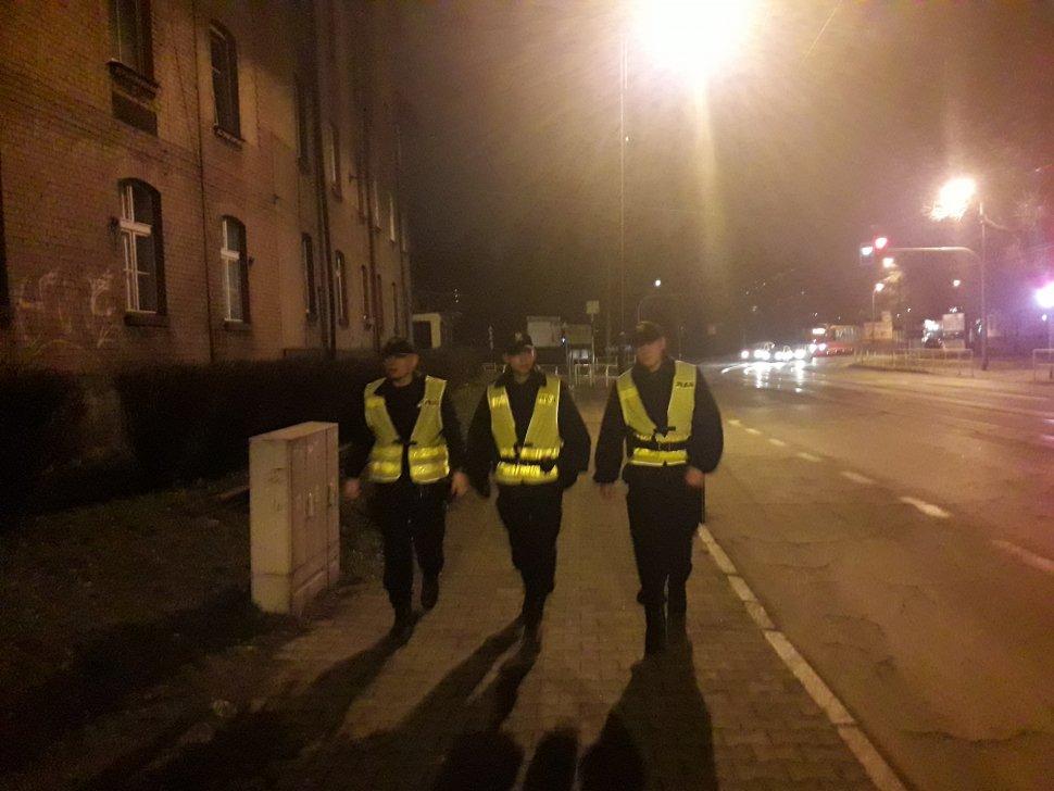 Wspólne patrole na terenie Świętochłowic