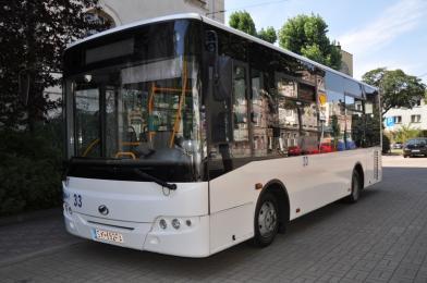 Bezpłatna linia autobusowa S1 będzie kursować w Wielkanoc