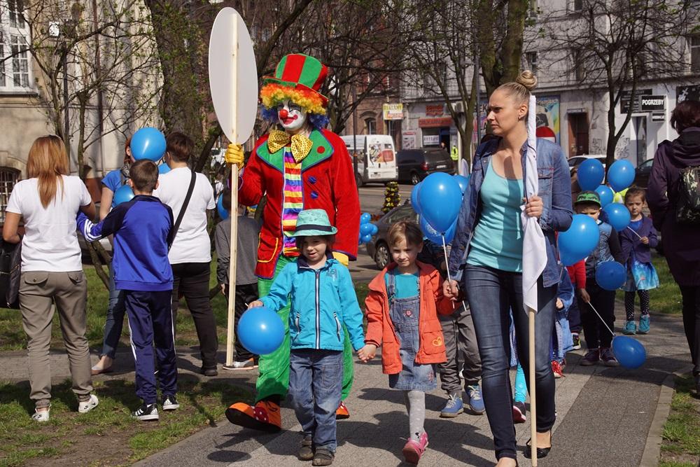 Niebieski Marsz przeszedł ulicami miasta!