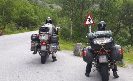 Sezon motocyklowy - apelujemy o rozwagę