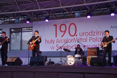 "190 lat Huty ""Florian"""