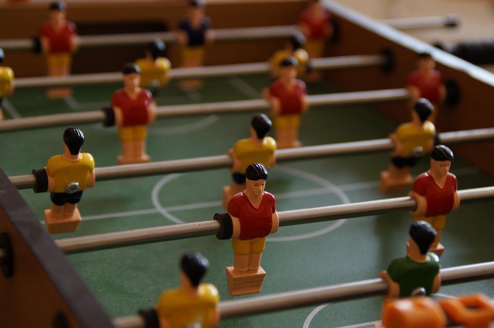 Wakacyjny Turniej w Piłkarzykach Stołowych