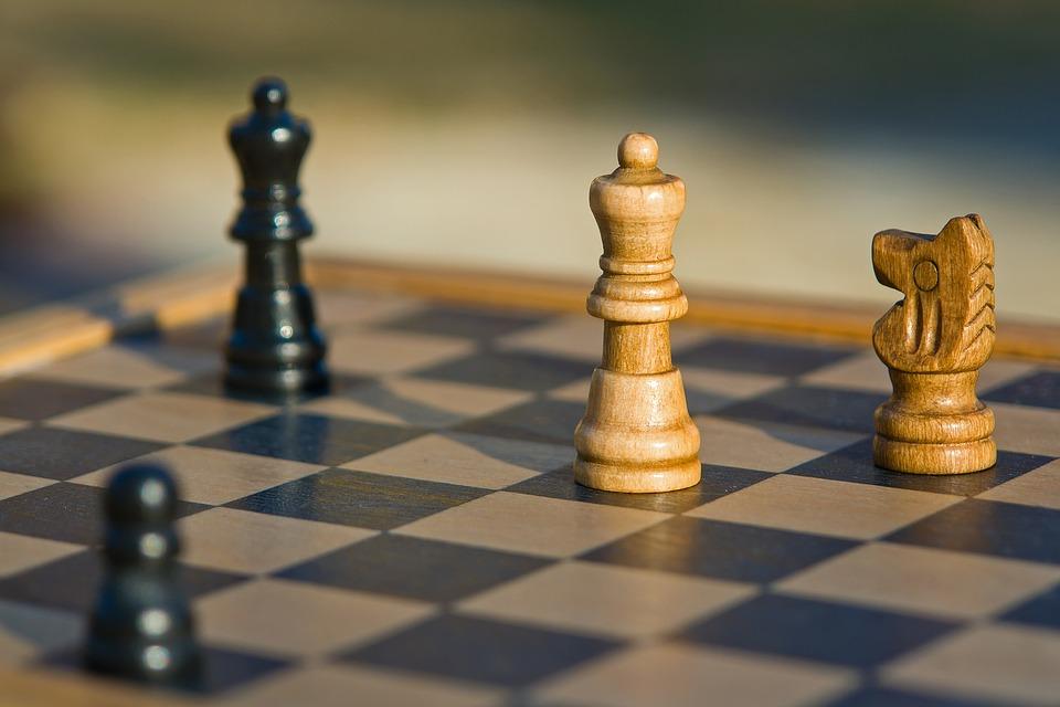 Zajęcia szachowe dla małych i dużych