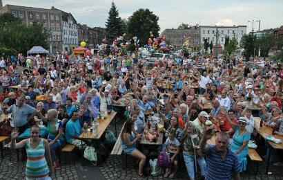 Festyn Dzielnicowy w Lipinach