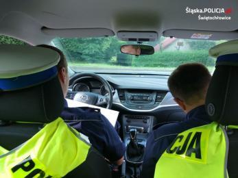 3 promile alkoholu nie powstrzymały kierowcy
