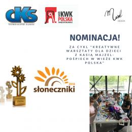 Głosujemy na warsztaty w Wieżach KWK Polska
