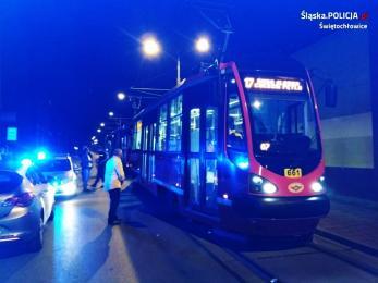 Sprawca odpowie za wybicie szyby w tramwaju!