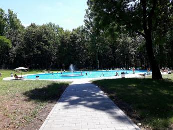 Zakończył się sezon na basenie ekologicznym