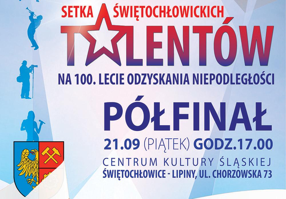 100 świętochłowickich talentów