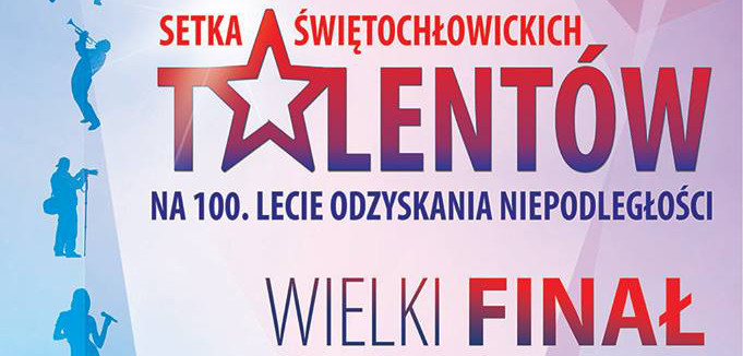 Finał konkursu Setka Świętochłowickich Talentów