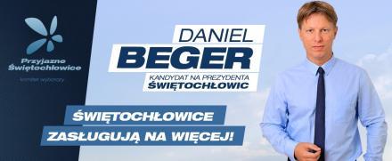 Pytania do kandydata - Daniel Beger - cz. 2