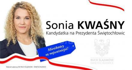 Pytania do kandydata - Sonia Kwaśny - cz. 2