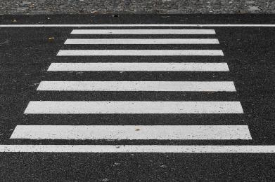 """""""Bezpieczny pieszy"""" - podsumowanie"""