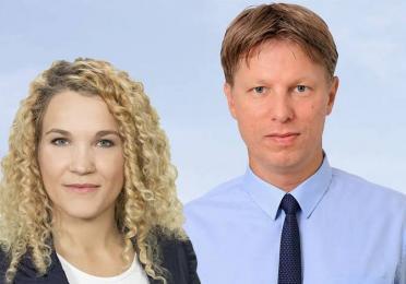 Sonia Kwaśny popiera Daniela Begera w II turze wyborów