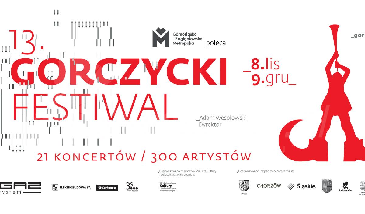 13. Gorczycki Festiwal