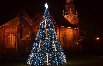 Czy w tym roku miasto upiększą świąteczne ozdoby?