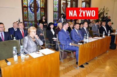 Na żywo: sesja Rady Miasta