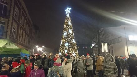 Inauguracja sezonu świątecznego