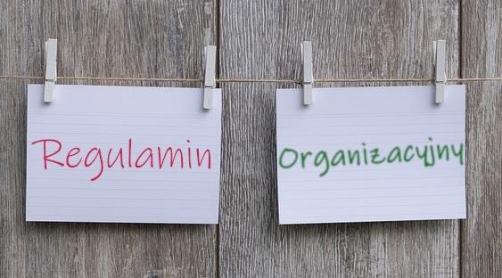 Nowy Regulamin Organizacyjny UM