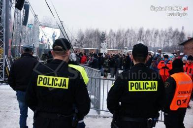 Jak minął sylwester w Świętochłowicach? Podsumowanie policji i straży pożarnej