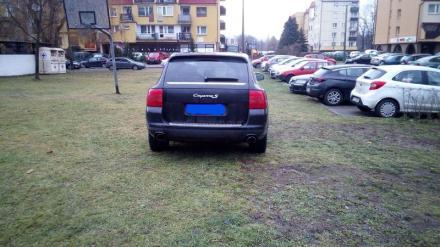 """Zostań """"Mistrzem Parkowania"""", docenią to strażnicy!"""