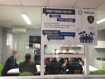 W MPGK w Świętochłowicach otwarto punkt konsultacyjny dot. bezpieczeństwa
