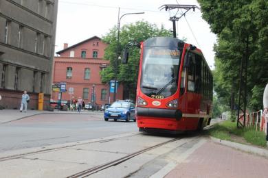 W najbliższą sobotę tramwaje linii nr 9 pojadą tylko z Bytomia do Chebzia