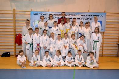32 medale na Mistrzostwach Śląska w Taekwon-do ITF. Świętochłowicki klub wicemistrzem!