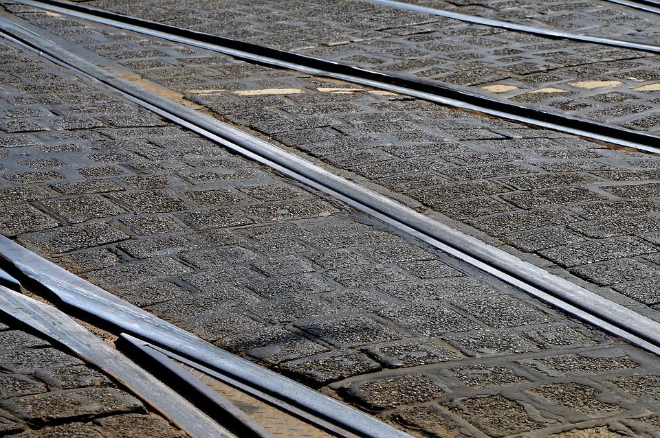 Remont torowiska na skrzyżowaniu Bytomskiej z Krasickiego