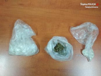17 - latek podejrzany o handel narkotykami zatrzymany po pościgu
