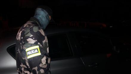 32 - letni świętochłowiczanin zatrzymany z amfetaminą