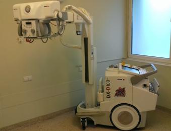Nowy aparat RTG od WOŚP w świętochłowickim szpitalu