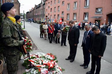 Obchody Konstytucji 3 Maja w Świętochłowicach