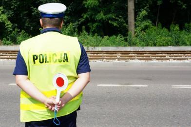 """Na świętochłowickich drogach prowadzone są dziś działania """"Bezpieczny Pieszy"""""""