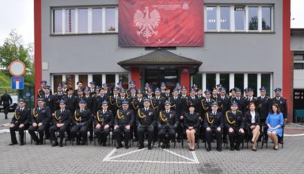Święto Straży Pożarnej w Świętochłowicach
