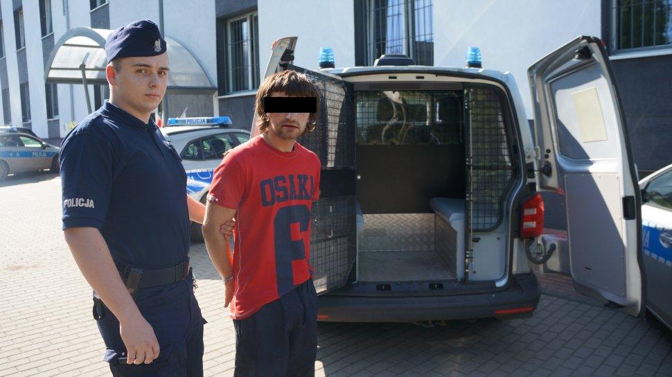 Świętochłowice: 32 - latek zatrzymany za usiłowanie zabójstwa