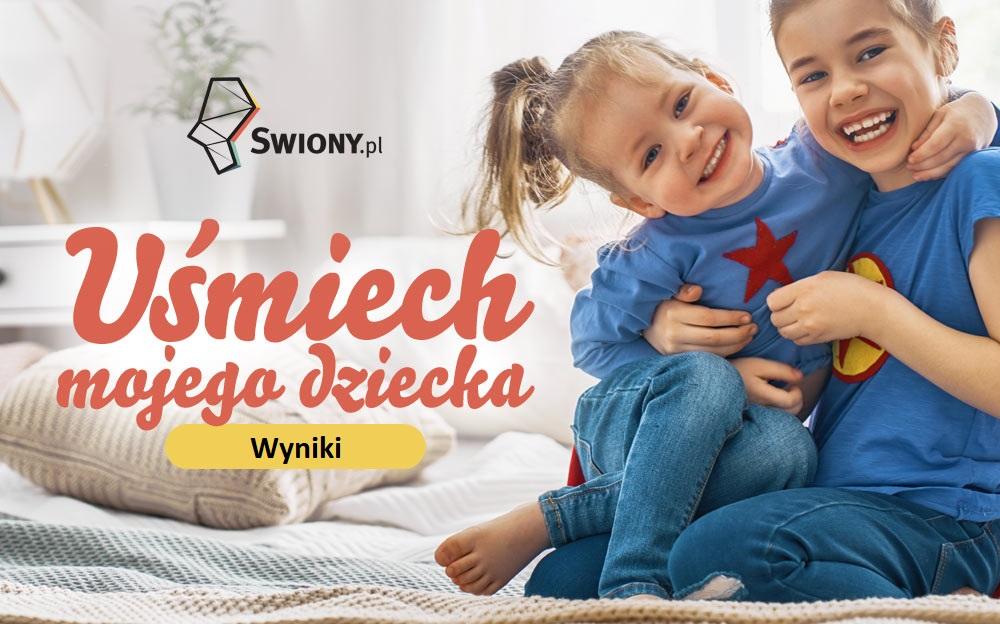 """Znamy wyniki plebiscytu """"Uśmiech mojego dziecka""""!"""