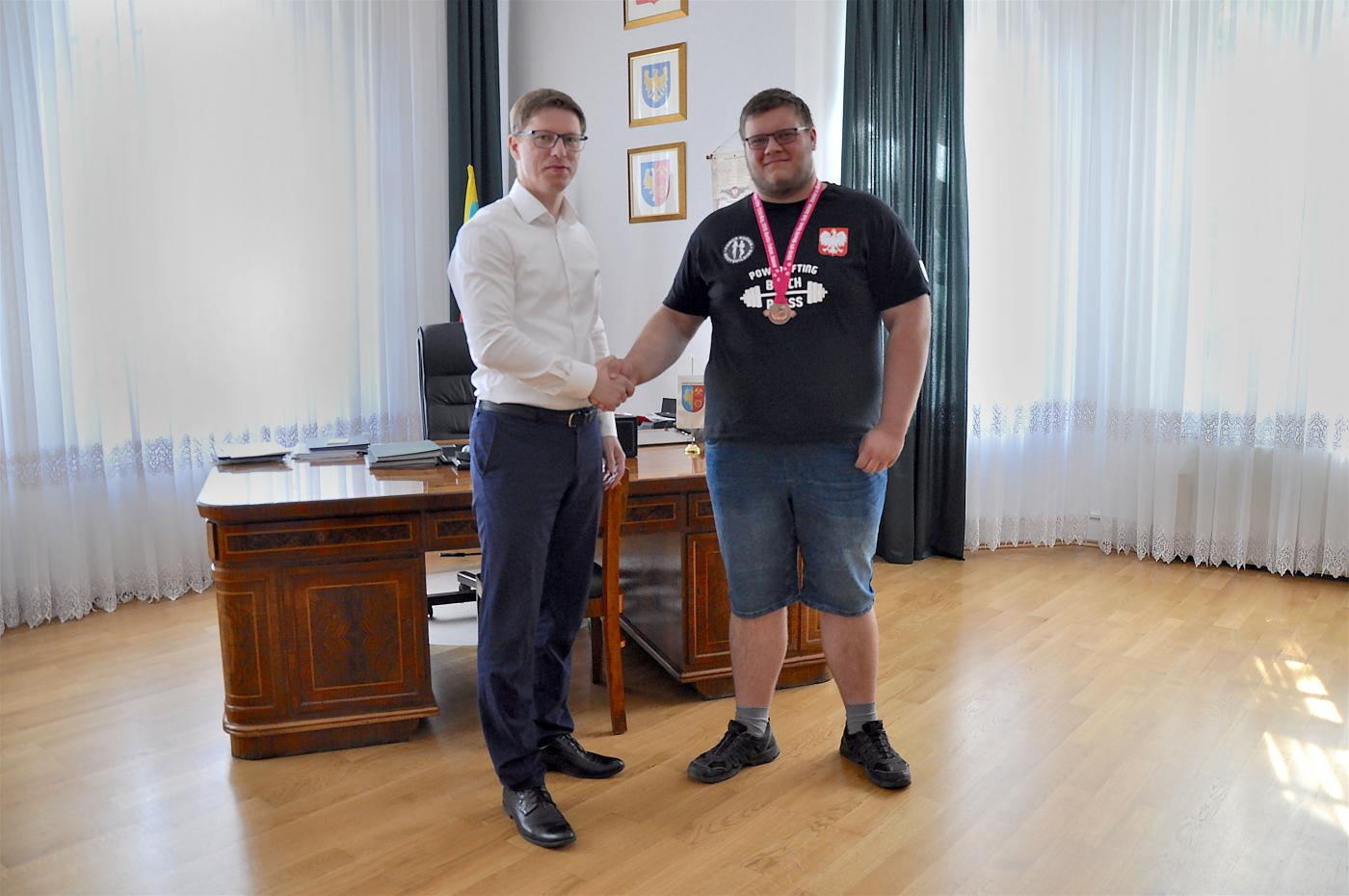 Młody Świętochłowiczanin brązowym medalistą Mistrzostw Świata!